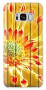 Wall Flower Galaxy S8 Case