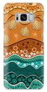 Waves Galaxy S8 Case