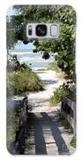 Way To The Beach Galaxy S8 Case