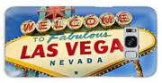 Welcome To Las Vegas Sign Galaxy S8 Case