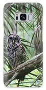 Whoooo Are You Galaxy S8 Case