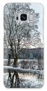 Winter In England, Uk Galaxy S8 Case
