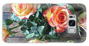 Wood And Roses Galaxy S8 Case