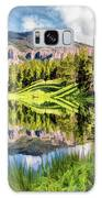 Yellowstone National Park Trout Lake Galaxy Case by Christopher Arndt