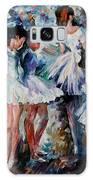 Young Ballerinas Galaxy S8 Case