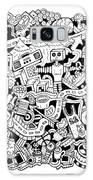 Z Squirrel Galaxy S8 Case