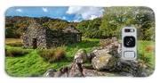 Cottage Ruin Snowdonia Galaxy S8 Case