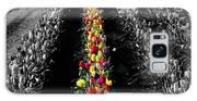 Rows Of Tulips Galaxy S8 Case