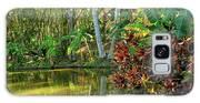 Tropical Corner Galaxy S8 Case