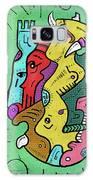 Psychedelic Animals Galaxy S8 Case