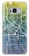 Minneapolis Minnesota City Map Galaxy S8 Case
