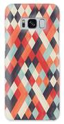 Abstract Geometric Background For Galaxy S8 Case