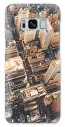 Aerial View Of Midtown Manhattan At Galaxy S8 Case
