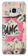 Boom Crash Bang Galaxy S8 Case