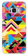 Color Abstract Galaxy S8 Case