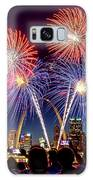 Fair St. Louis Fireworks 6 Galaxy Case by Matthew Chapman