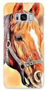Golden Horse Galaxy S8 Case