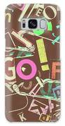 Golfing Print Press Galaxy S8 Case