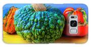 Graphic Autumn Pumpkins And Gourds Galaxy S8 Case