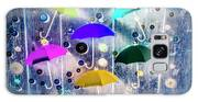 Imagination Raining Wild Galaxy S8 Case