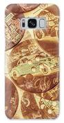 In Fashion Of Classic Cars Galaxy S8 Case