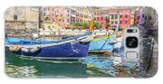 Italian Riviera Old Fashion Fishing Galaxy S8 Case