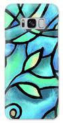 Leaves And Curves Art Nouveau Style II Galaxy S8 Case