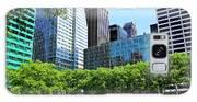 Lunch Break In Manhattan Galaxy S8 Case