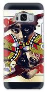 Makiavellian Conundrum - Tupac Shakur Galaxy S8 Case