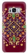 Mandala Flowering Series#2. Terracotta Galaxy S8 Case