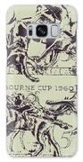 Melbourne Cup 1960 Galaxy S8 Case