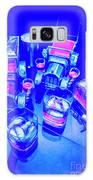 Neon Bar Galaxy S8 Case