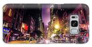 New York City Street Galaxy S8 Case