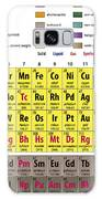 Periodic Table Of Elements Galaxy S8 Case