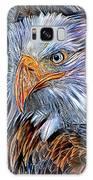 Portrait Of A Watchful Eye Galaxy S8 Case