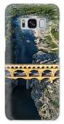 Roman Aqueduct, Pont Du Gard Galaxy S8 Case