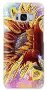Sunflower In The Sun Galaxy Case by Darren Cannell
