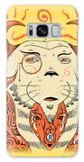 Surreal Cat Galaxy Case by Sotuland Art