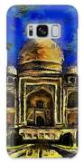 Taj Mahal Galaxy Case by Harry Warrick