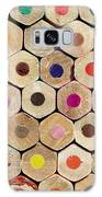Texture Of Colored Pencils Galaxy S8 Case