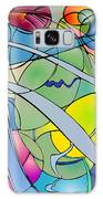 Thought Patterns #2 Galaxy S8 Case