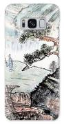 Traditional Chinese Painting , Landscape Galaxy S8 Case