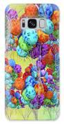 Tropical Print Balloons Galaxy S8 Case