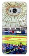Tropicana Field Tampa Bay Rays Galaxy Case by Christopher Arndt