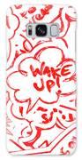 Wake Up Galaxy S8 Case