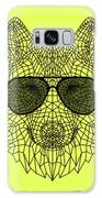 Woolf In Black Glasses Galaxy S8 Case
