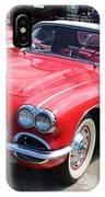 Chevrolet Corvette IPhone Case
