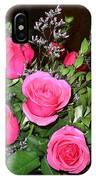 1 Dozen Roses IPhone Case