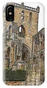 Augustinian Abbey IPhone Case