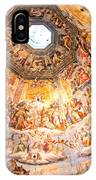Brunelleschi Cupola Of Florence Duomo. IPhone Case